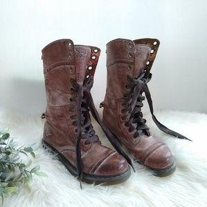 Dr Martens • ladies 1914 Triumph boots